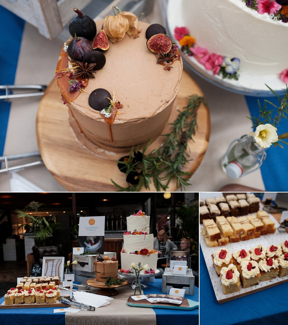 Images from our recent Braw Brides Workshop by  Walnut Wasp