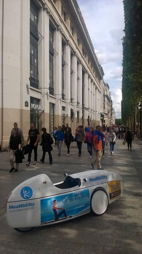 Champs Elysées FitCar