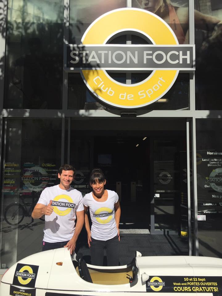 Animation FitCar  Station Foch Club de Sport le 07/09/2016