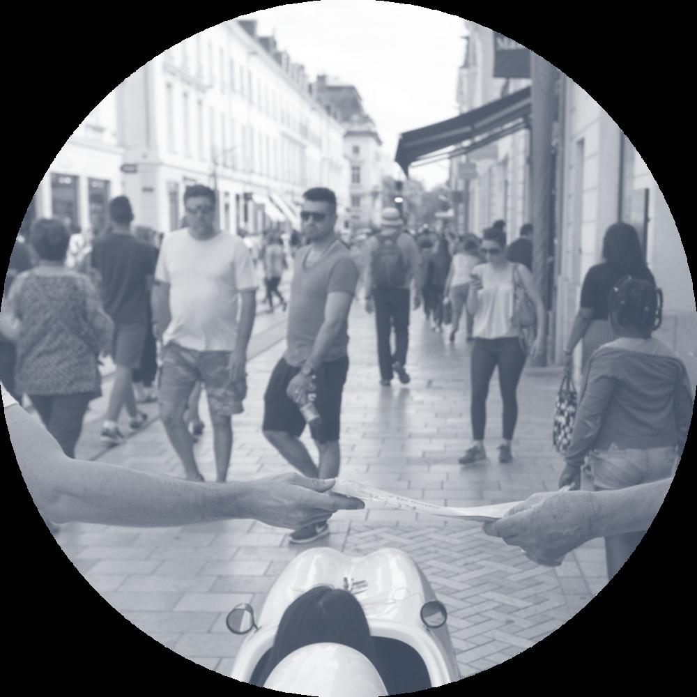 VISIBILITE - Communication de proximité, attraction et expérience client.