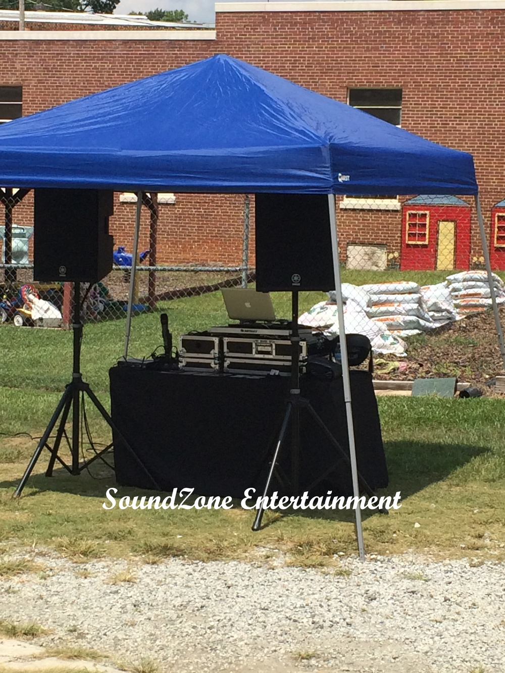 SoundZone Entertainment - Birthday Party at School