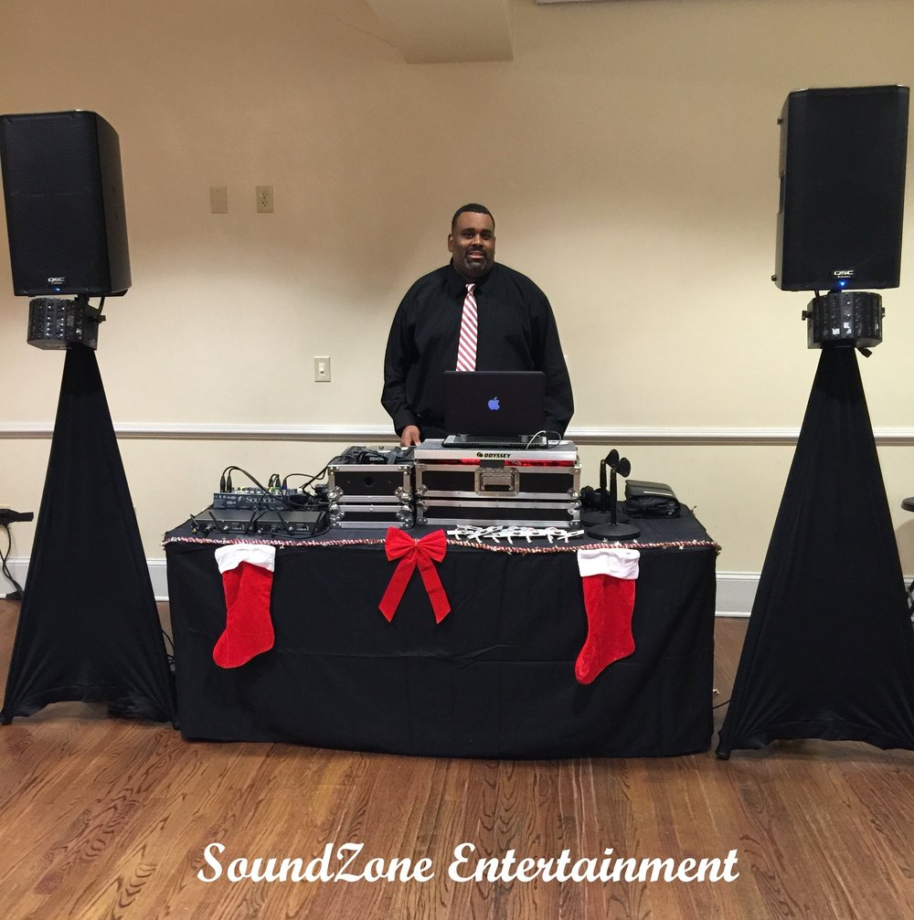 SoundZone Entertainment - Holiday Party