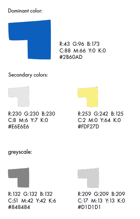 The color guide