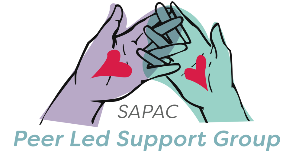 Peer Led Support Group (PLSG) logo