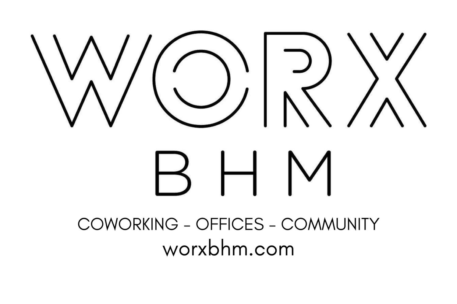 Columbiana Office Suites is now WORX BHM