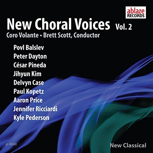 Tenebrae factae sunt  - Featured on New Choral Voices, Vol. 2, Ablaze Records (2018)
