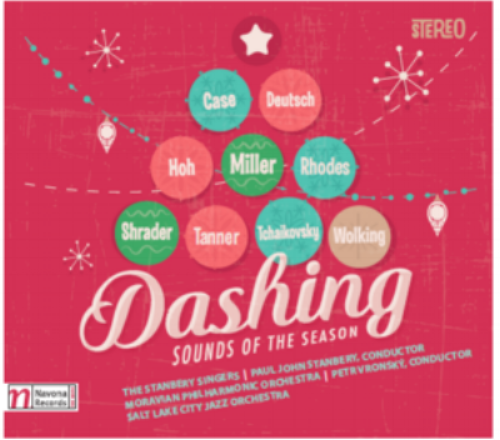 Rocket Sleigh - Featured on Dashing! Sounds of the Season from Navona Records (2016)