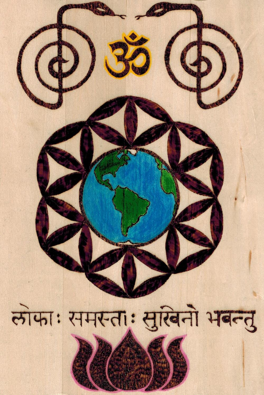 Lokaha Samastaha Sukino Bhavantu