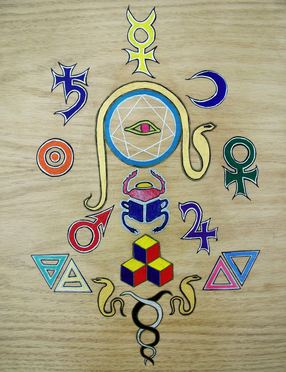 Planetary Harmony