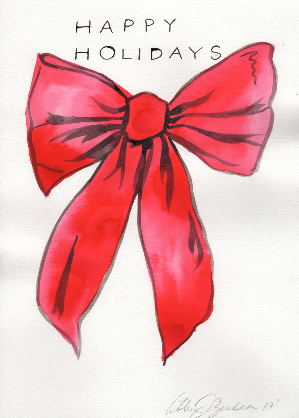 happy holidays red bow.jpg