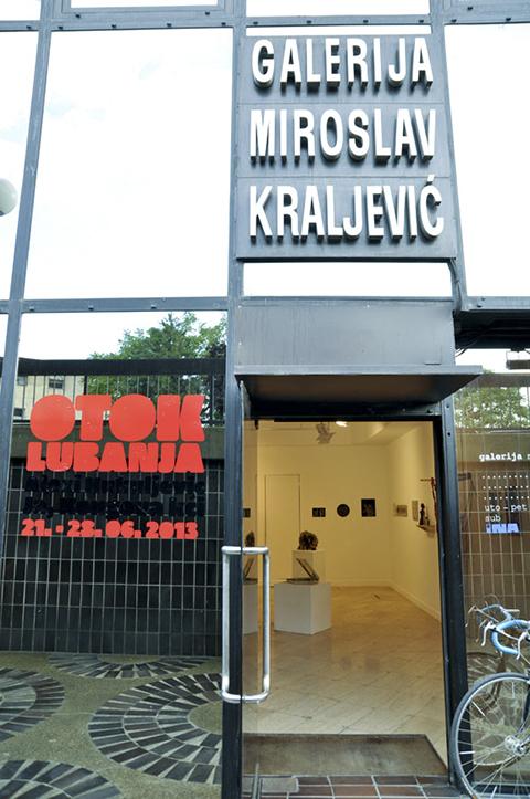 Skull Island: IDOKCFR, Galerija Miroslav Kraljevic, Zagreb, Croatia 2013