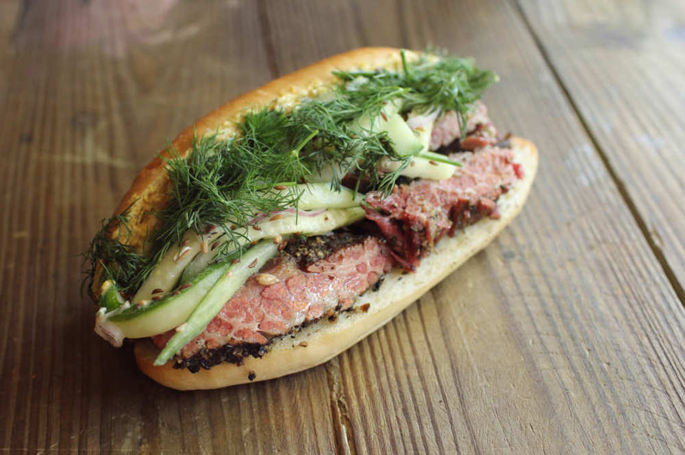 Grubstreet: Sandwich Destination