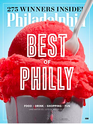 Philadelphia Magazine, August 2016