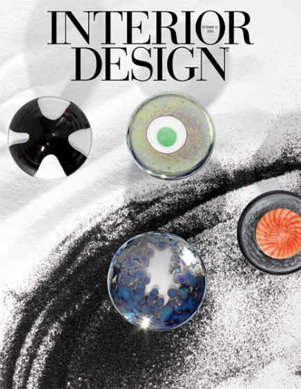 Interior Design, Fall Market Tabloid 2015