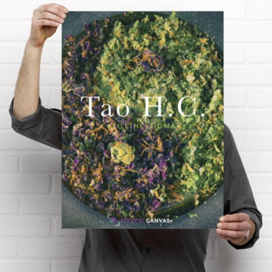 Tao HC Poster / $25 - $35