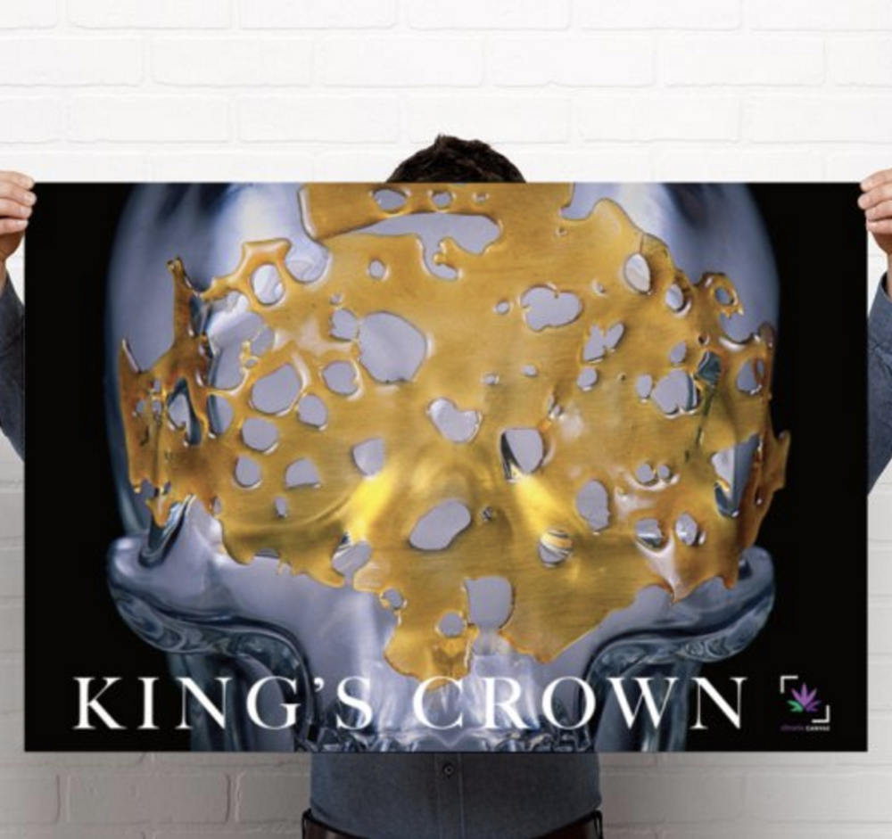 King's Crown Poster  /  $25 - $35