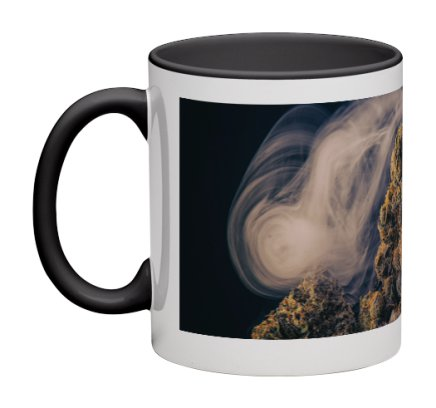 Kush Mountain Mug  /   $25