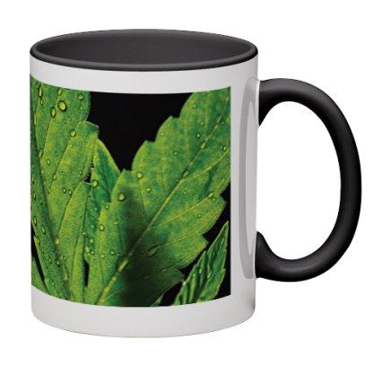 The Leaf Mug / $25
