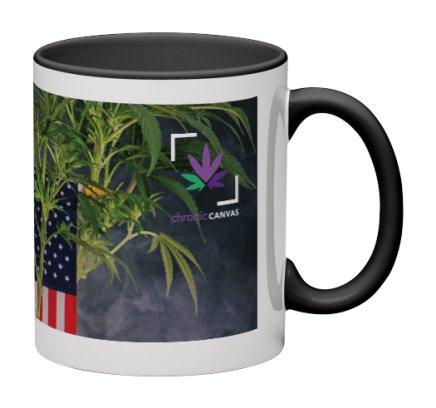 American Flag Mug /  $25