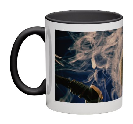 Sherlock Bones Mug / $25