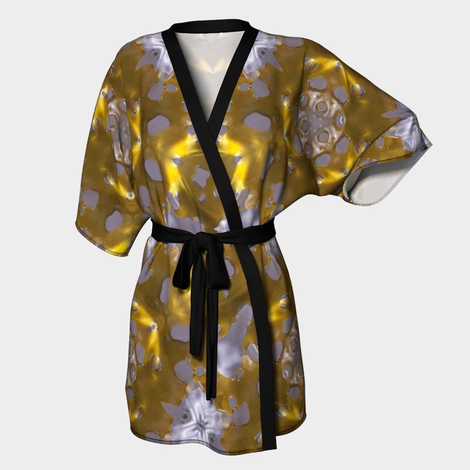 Shatter Star Kimono Robe / $90