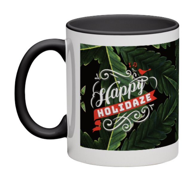 Happy Holidaze Mug / $25