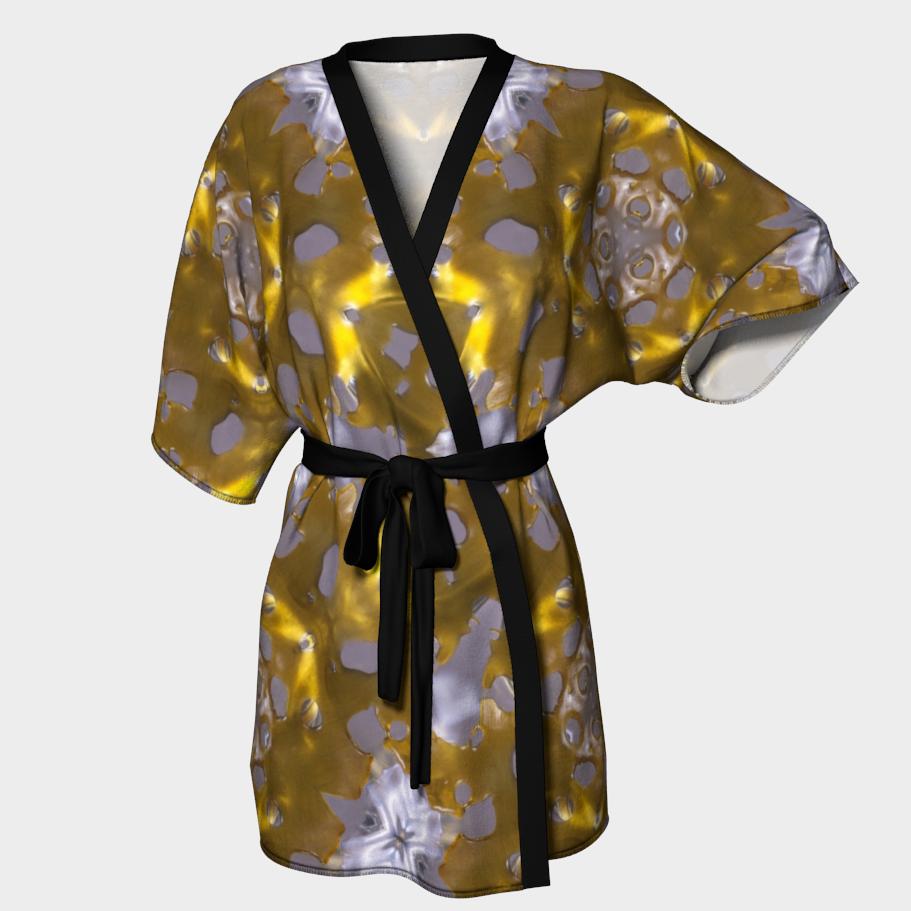 Shatter Star Kimono Robe/ $90