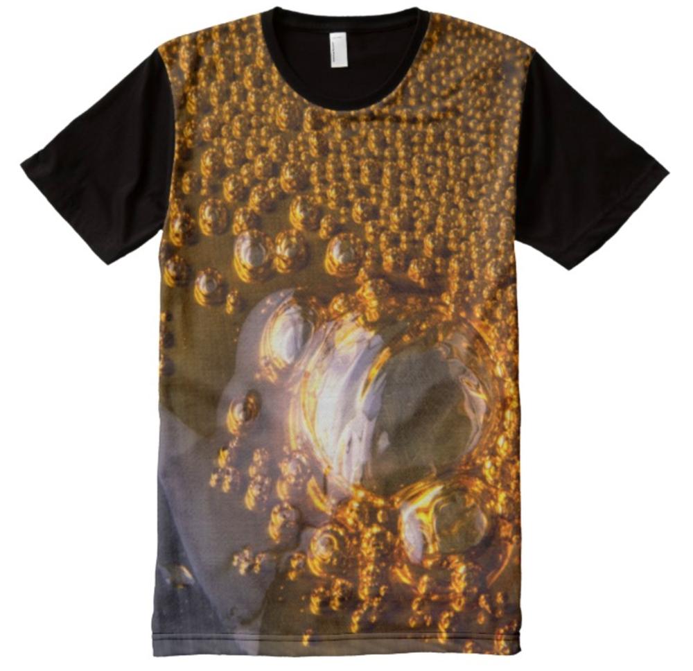 Tribubs Men Panel T-shirt /   $65