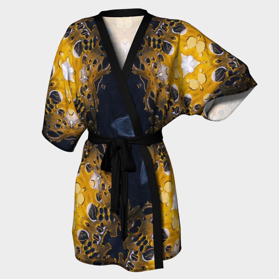 CocoShatter Kimono Robe / $90
