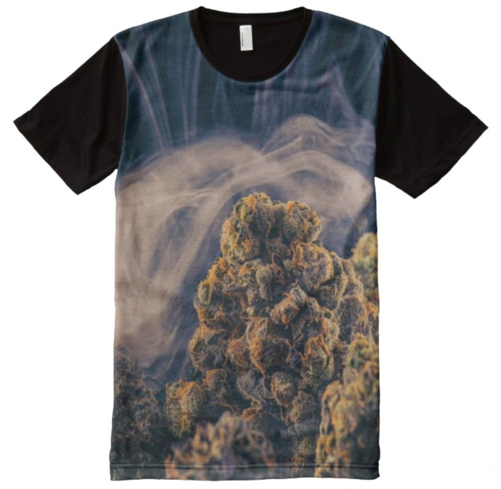 Kush Mountain Men's T-shirt /$65