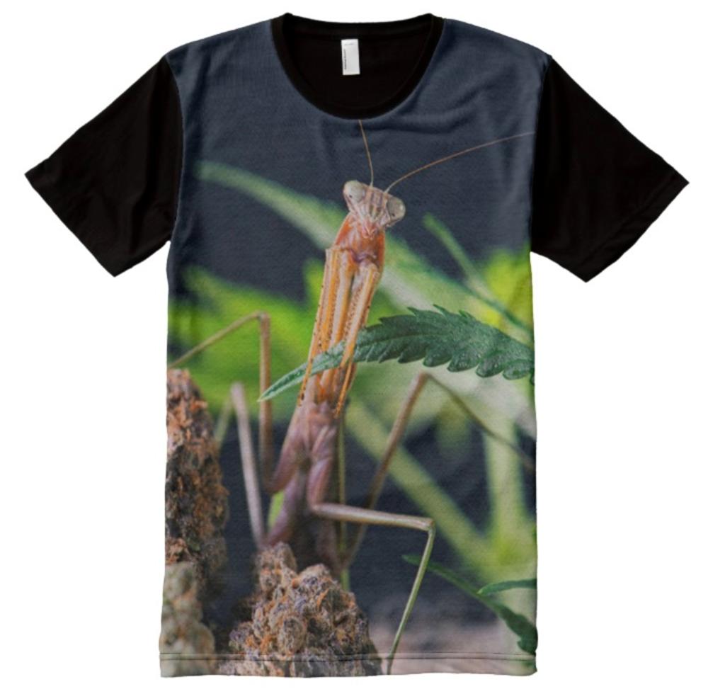 Leaf of Life Men's T-shirt / $65