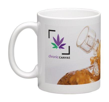 Folding Fire Mug