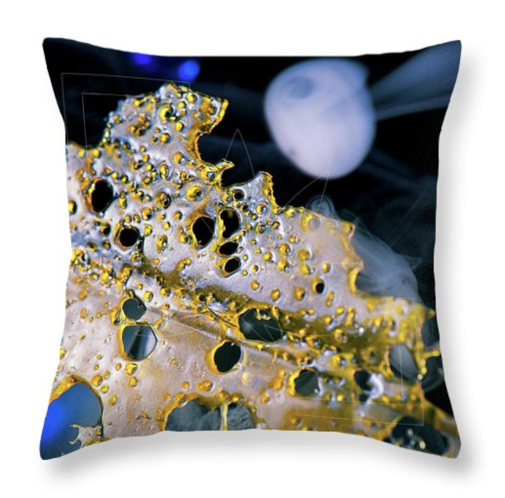 Dreaming Clouds Pillow / $35