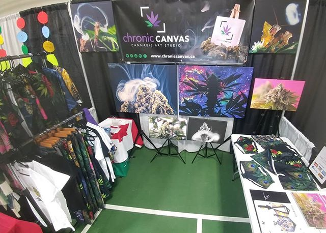 """Sneak Preview of our Booth @victoriawomensexpo this weekend!!! Looking for the most killer """"green"""" clothes for St. Patrick tomorrow?? ....come see us and help #killthestigma"""