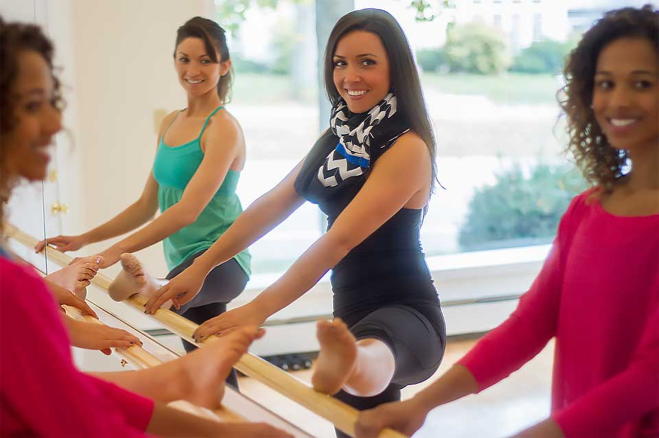 Modern Barre 525 Mass Ave, Villageworks Modern Barre is currently offering a special: 10 classes for $120 and recently added new classes for teens and for moms + babies.