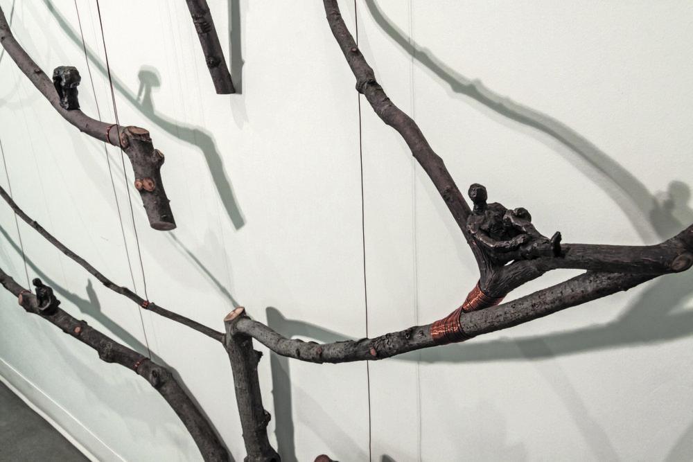 Grafting a Life (detail), Linda Hoffman & Ariel Matisse