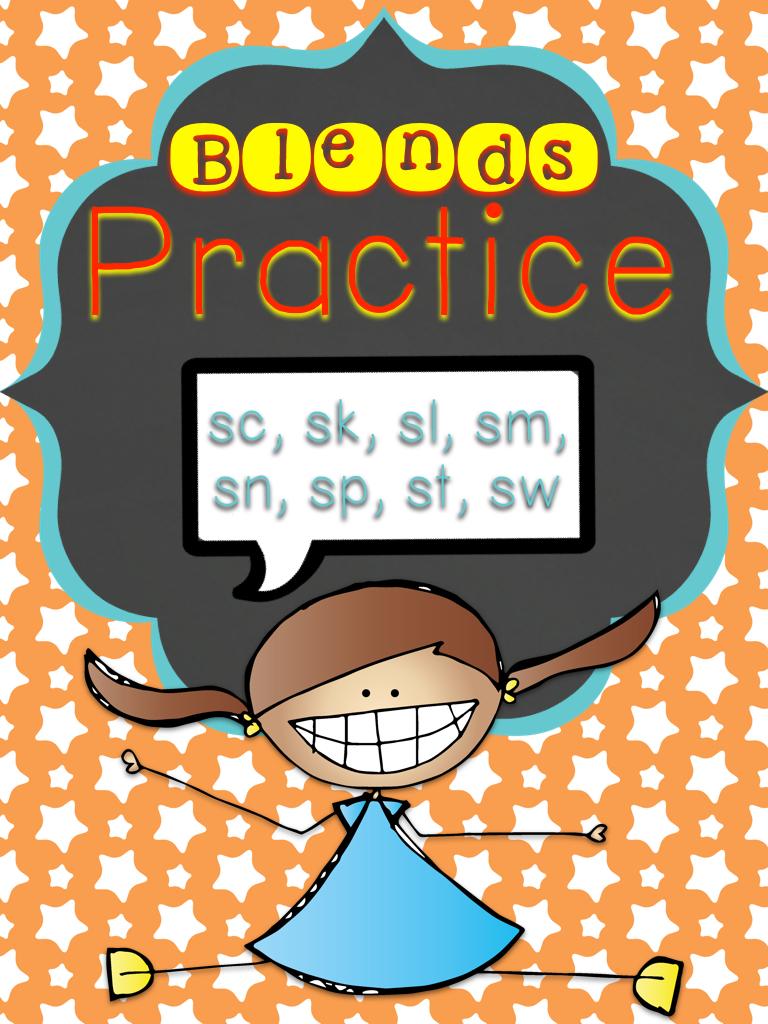 Blends Practice S