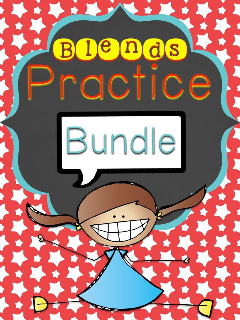 Blends Practice Bundle