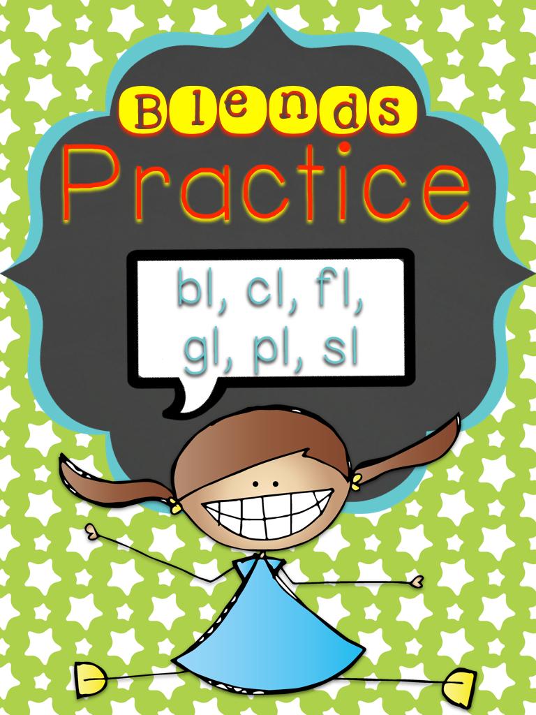 Blends Practice L