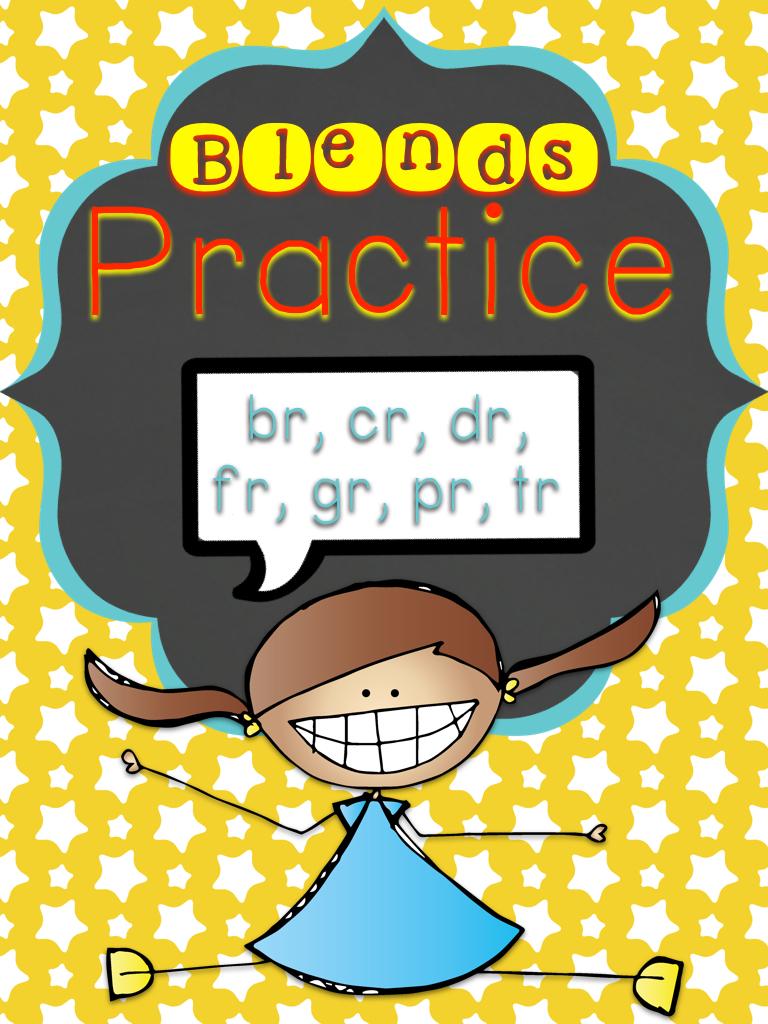 Blends Practice R