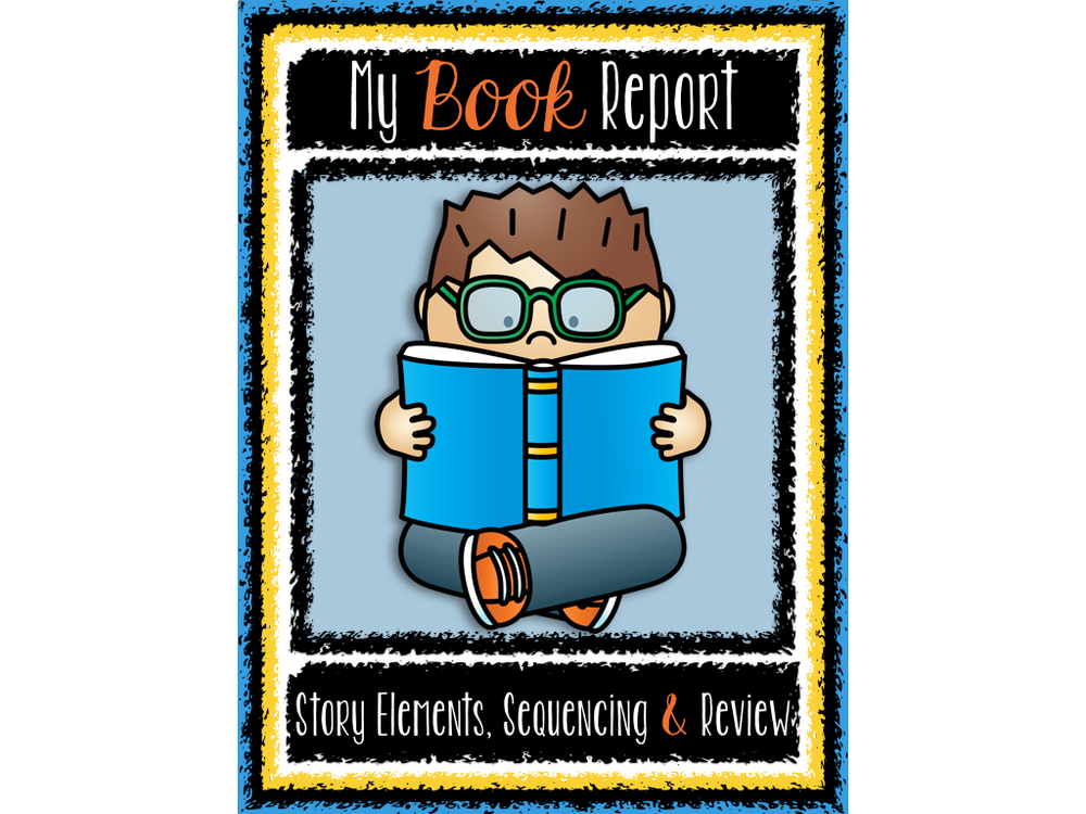 My Book Report - Story Elements, Sequencing & Review.001.jpeg