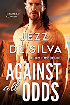 "AGAINST ALL ODDS is the first book in the ""Outback Hearts"" series"