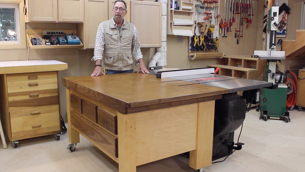 Down To Earth Woodworkingdown To Earth Woodworkingsawstop