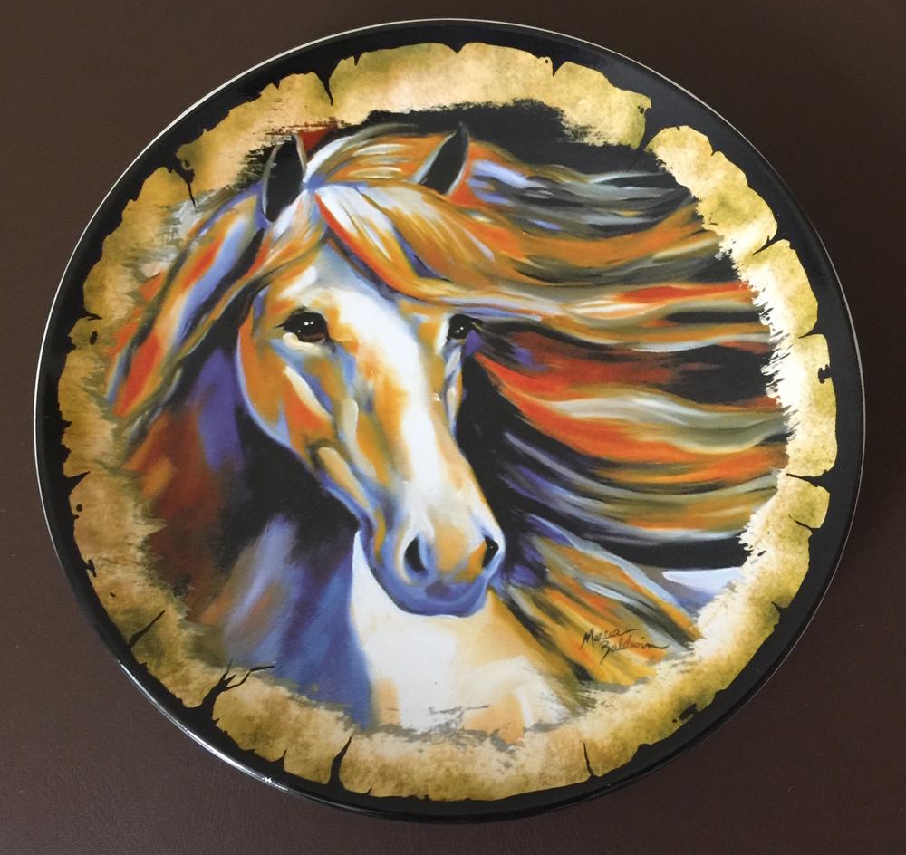 horseplate