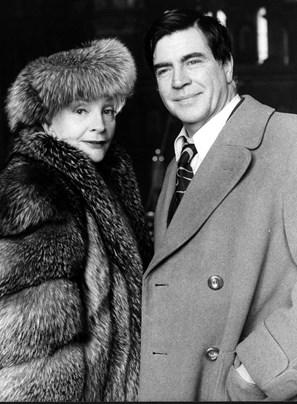 Coral Browne & Alan Bates, An Englishman Abroad