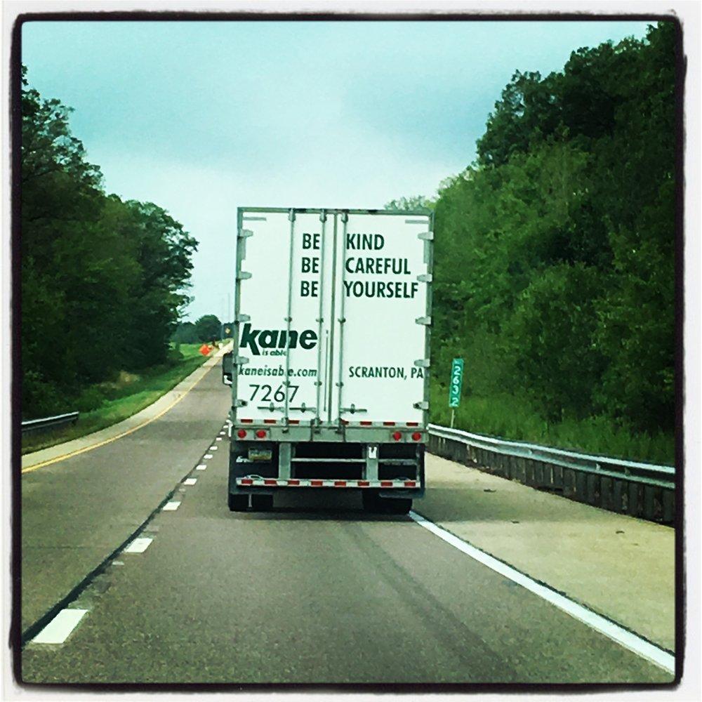 truckmessage