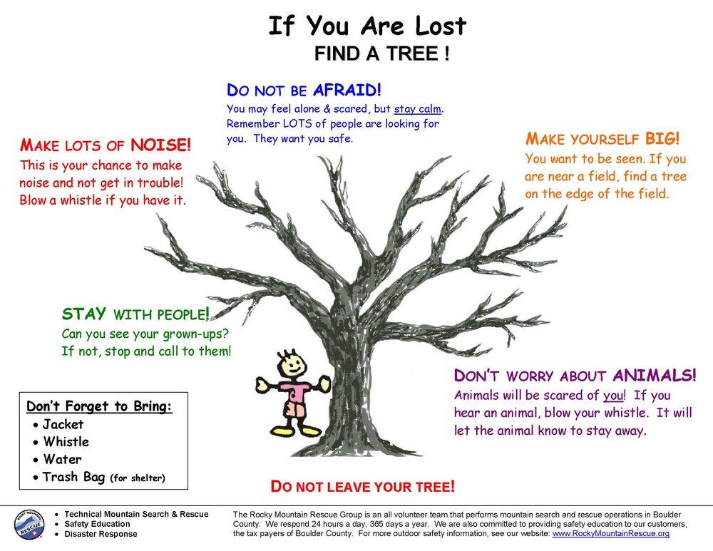 Kids Safety Tree
