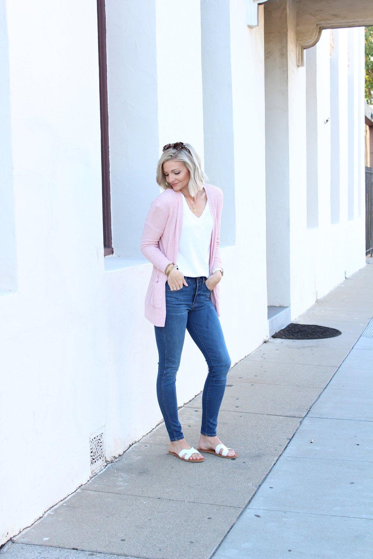 Kara Garavatti Pink Cardigan