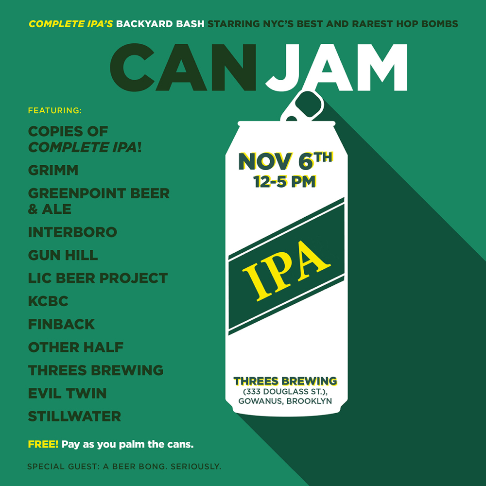 Can Jam - Event Graphic