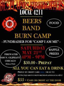 IAFF LOCAL 4211 FUNDRAISER SHOW!